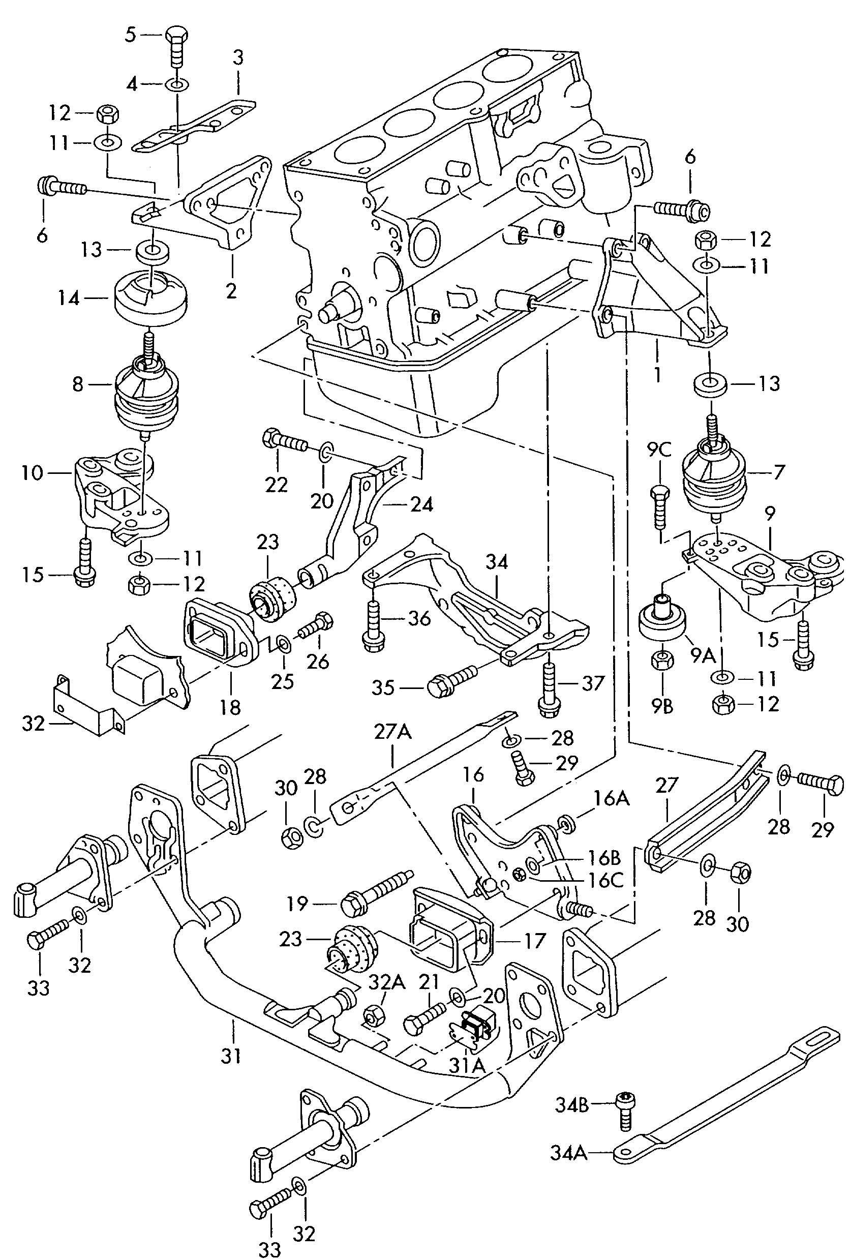 Vw Awm Engine Diagram And Wiring Audi B6 050121113c Furthermore P 0900c152801bf604 As Well Turbo Oil Feed Pipe Line 18t 01 05 A4