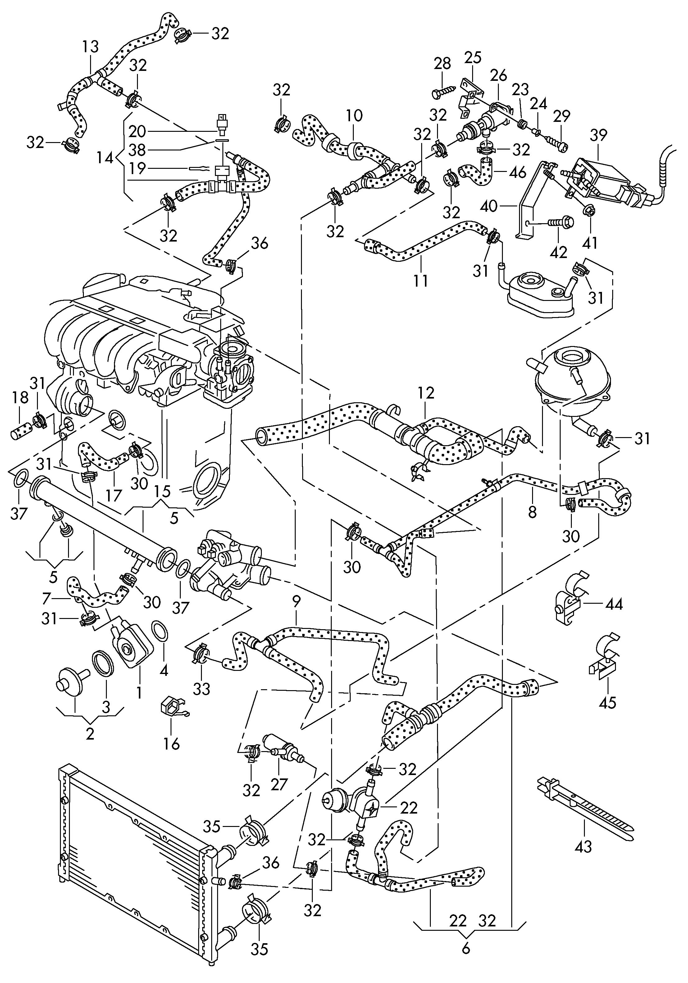 eurovan engine diagram