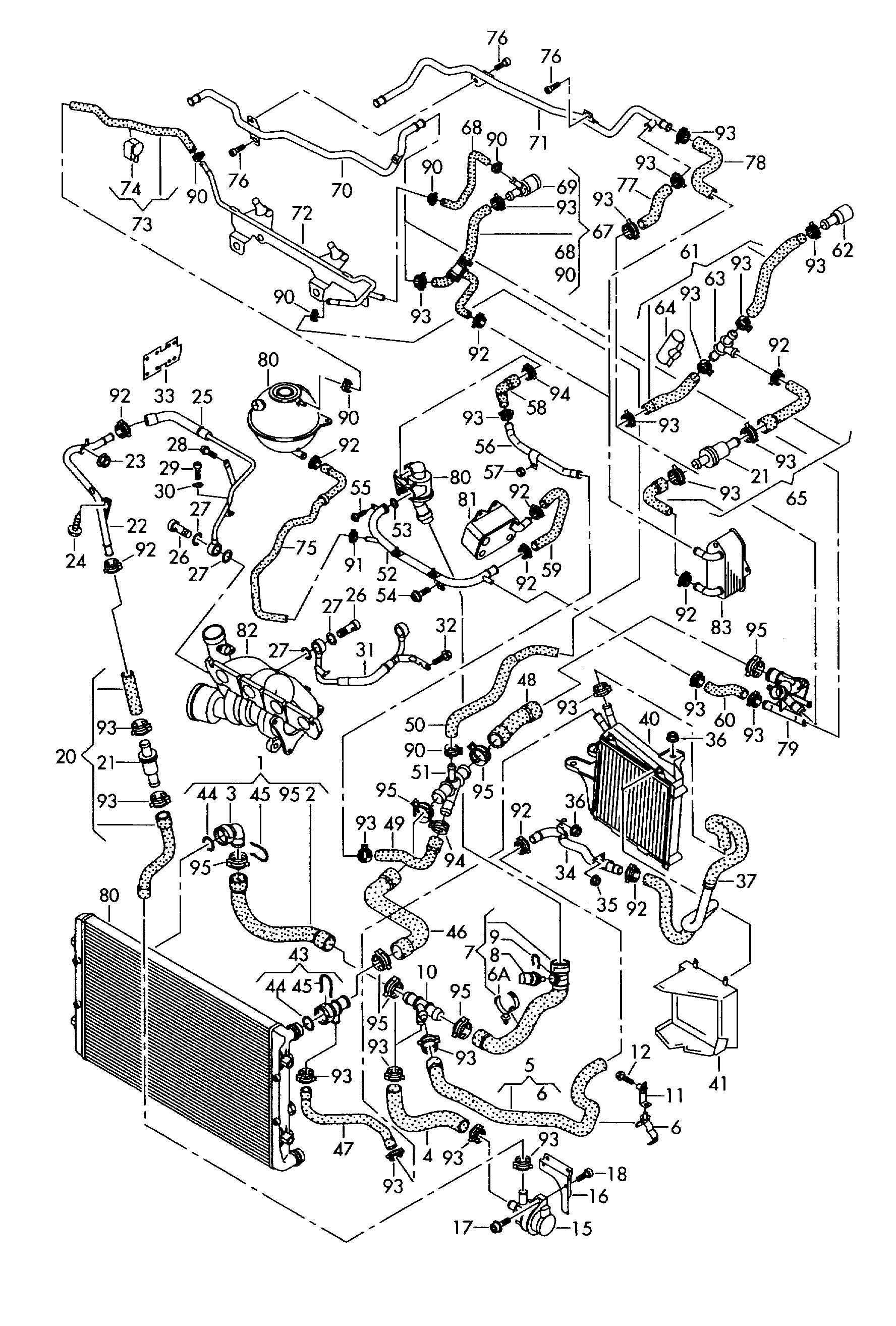 2001 Volkswagen Jetta Belt Diagram Guide And Troubleshooting Of Timing Vw Routan Engine Coolant Free Image For User Replacement Serpentine